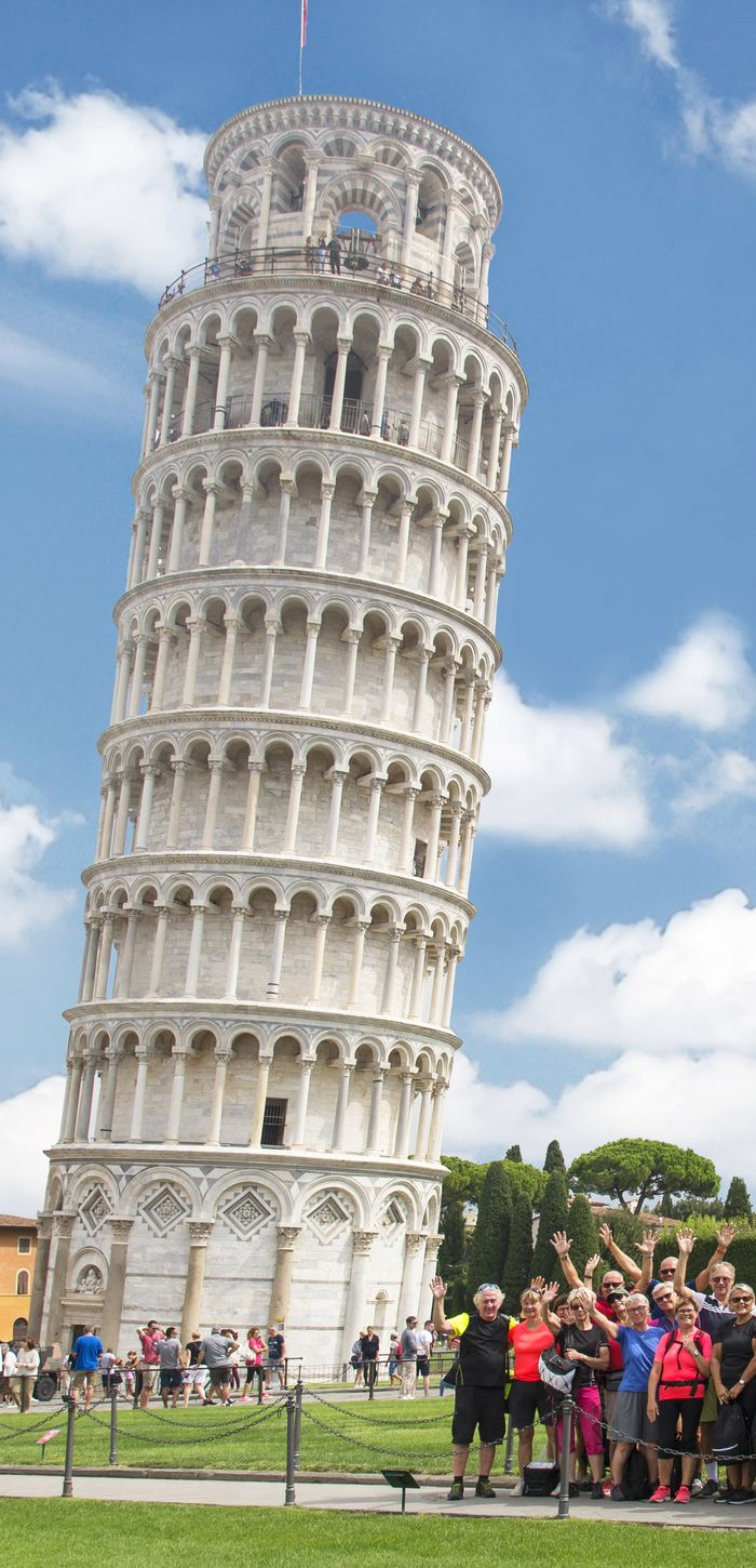 The Italian specialist for group tours to Italy