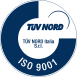 Certified by TÜV Nord