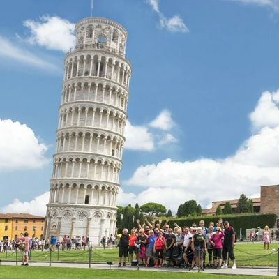 Leaning Tower, Pisa, Tuscany
