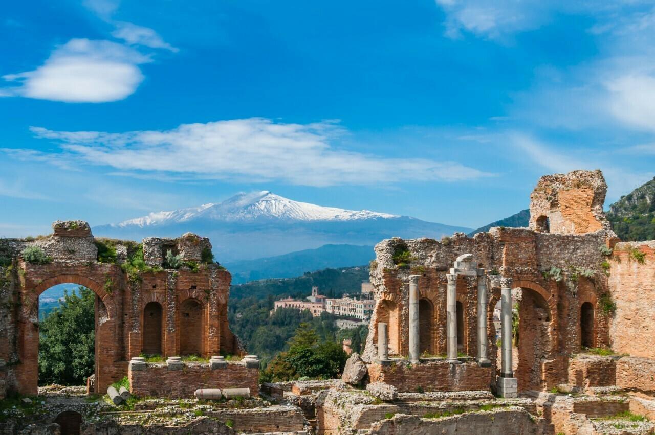 Casa Coppola Roma Rm sicily & malta group tour   discover italy - michelangelo.travel